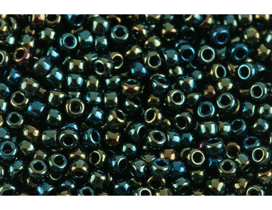 TOHO 11//0 Rocailles 2,2 mm 10g 20g Gelb Transparent Code 2 Topaz